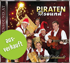 CD Piraten-Weihnacht